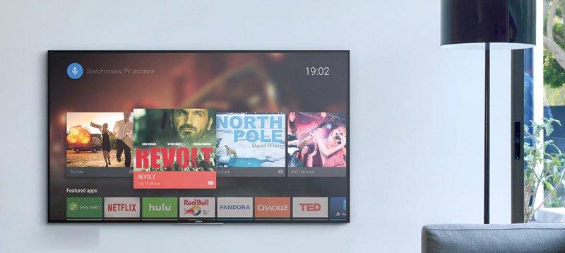 تلویزیون هوشمند سونی سونی49X7000F