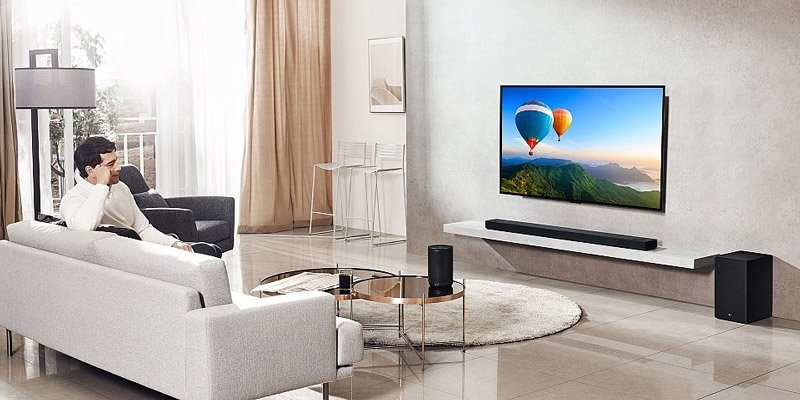 صدای فراگیر تلویزیون سونی مدل 65X7000G