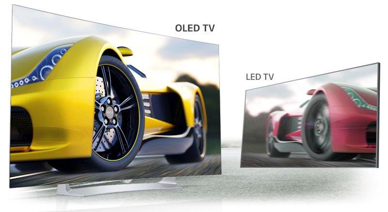 تلویزیون Full HD ال جی