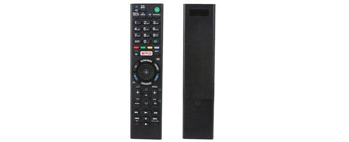 کنترل تلویزیون اسمارت سونی 55XD8599