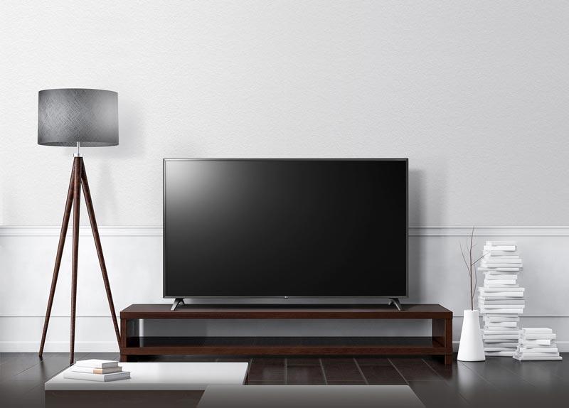 تلویزیون فوق باریک ال جی مدل 55um7340