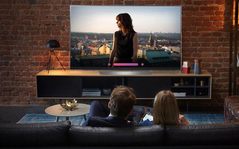 تلویزیون هوشمند ال جی 60UM7100