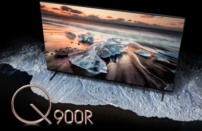 تلویزیون سامسونگ QLED 75Q9000