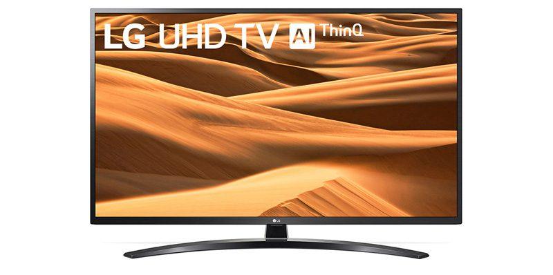 تلویزیون 4K ال جی مدل 55UM7450