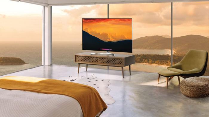 تلویزیون ال جی 55SK850