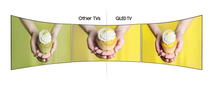 تلویزیون QLED سامسونگ مدل 55Q8C
