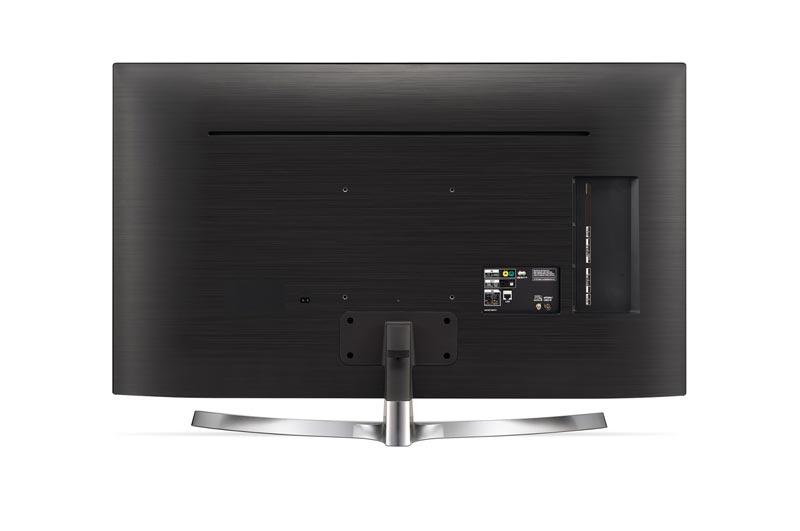 نمای پشت تلویزیون ال جی 55SK8500