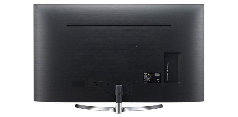 نمای پشت تلویزیون ال جی مدل 65SK8500