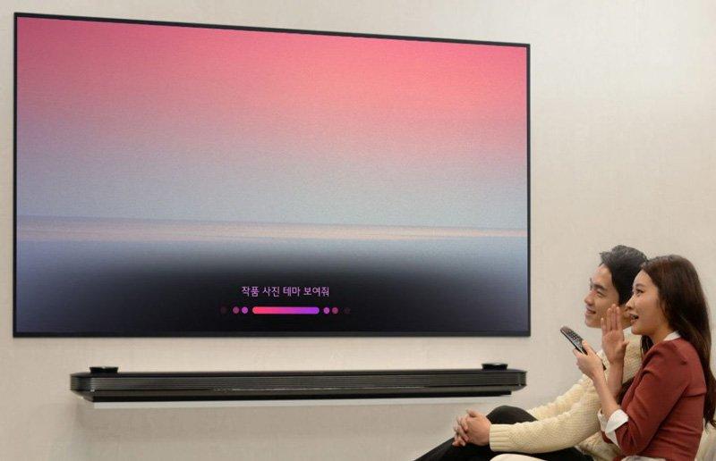 تلویزیون هوشمند ال جی مدل 49UK6400