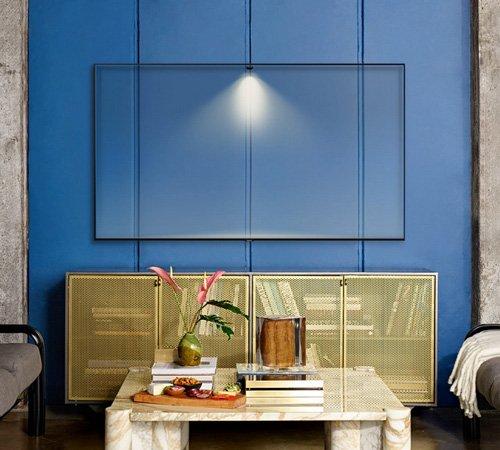 تلوزیون صفحه تخت سامسونگ 65Q80