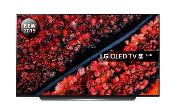 تلویزیون ال جی 55 اینچ مدل 55C9