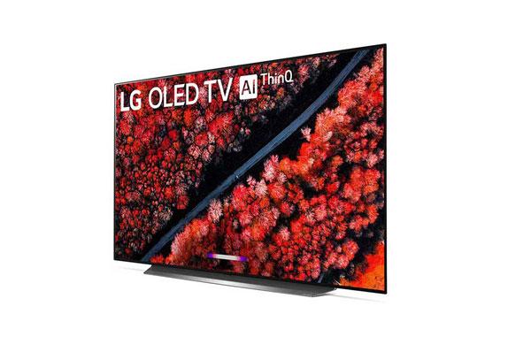 تلویزیون OLED ال جی مدل 55C9