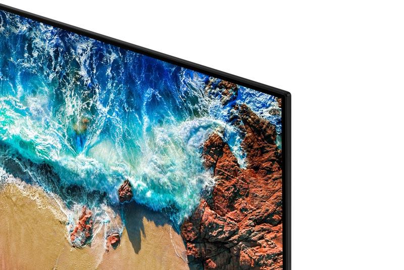 تلویزیون صفحه تخت سامسونگ 82NU8000