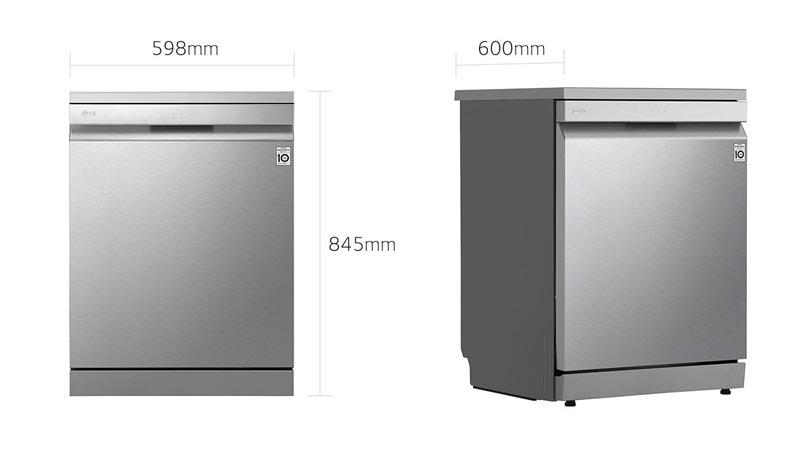 ماشین ظرفشویی ال جی مدل DFB325HS