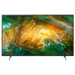 نمای تلویزیون سونی ۷۵ اینچ مدل 75X9000H از روبرو