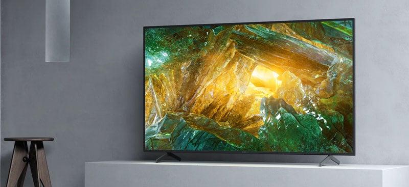 تلویزیون سونی ۶۵ اینچ مدل 65X8000H