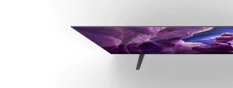 ظاهر تلویزیون 55 اینچ سونی مدل 55A8H