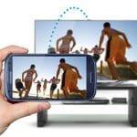 آموزش انتقال تصویر گوشی به تلویزیون