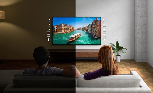 تلویزیون هوشمند سونی مدل 75Z8H