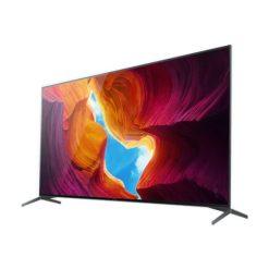نمای تلویزیون سونی 55 اینچ مدل 55X9500H از زاویه راست