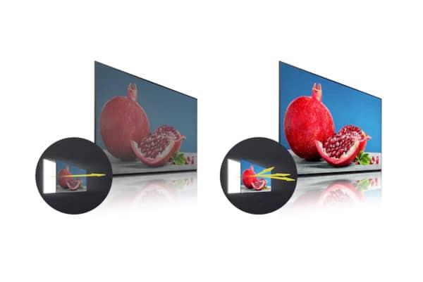 زاویه دید گسترده تلویزیون سونی 85X9000H