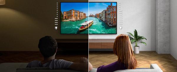 تلویزیون 4K سونی مدل 55X950H