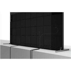 نمای زیبای پشت و جاسازی کابل ها در تلویزیون سونی 75 اینچ مدل 75Z8H