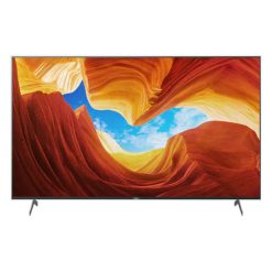 تصویر تلویزیون سونی ۵۵ اینچ مدل 55X9000H از روبرو