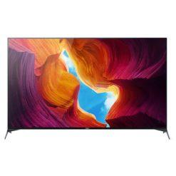 نمای زیبای تلویزیون سونی 65 اینچ مدل 65X9500H از روبرو