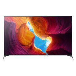 نمای تلویزیون سونی ۷۵ اینچ مدل 75X9500H از روبرو