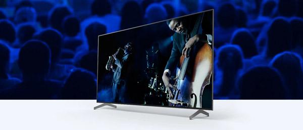 تلویزیون سونی با فناوری دالبی اتموس