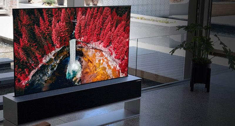 تلویزیون ال جی 65WXPUA