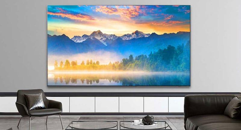 تلویزیون ال جی 55 اینچ مدل 55NANO85UNA