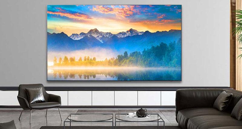 تلویزیون ال جی مدل 75NANO90UNA