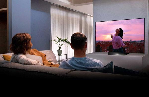 تلویزیون ال جی 65GXPUA با وضوح تصویر 4K
