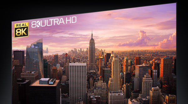 تلویزیون ال جی مدل 77ZXPUA با وضوح 8K