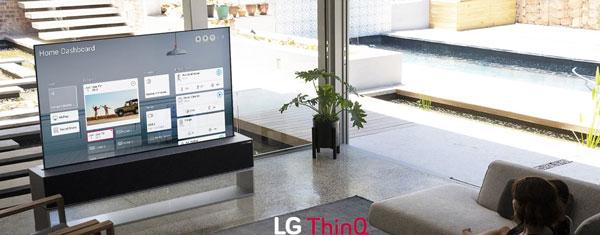 تلویزیون هوشمند ال جی 65CXPUA