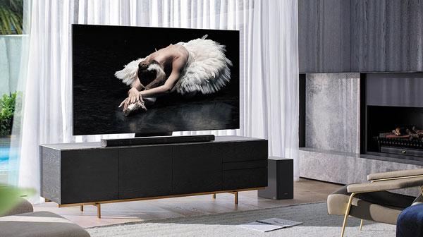 تلویزیون سامسونگ 55Q800T