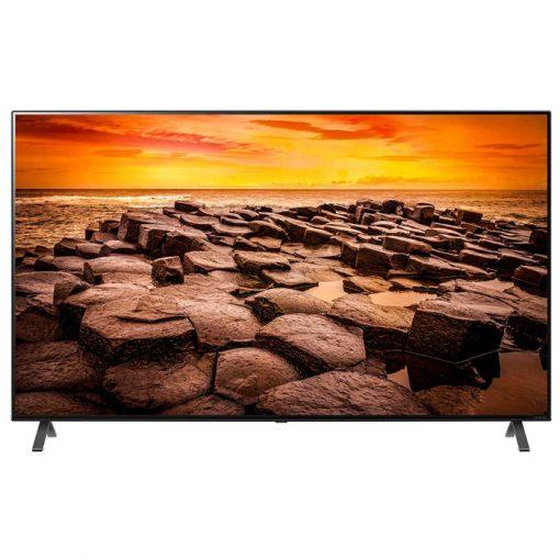 نمای تلویزیون ال جی 75 اینچ مدل 75NANO97 از روبرو
