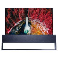 نمای خشکل تلویزیون ال جی 65 اینچ مدل 65RX از روبرو