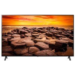 نمای زیبای تلویزیون ال جی 65 اینچ مدل 65NANO97 از روبرو