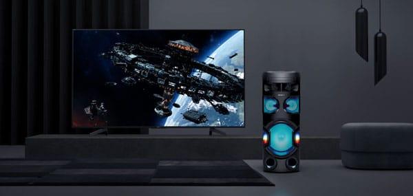 سیستم صوتی MHC-V72D سونی