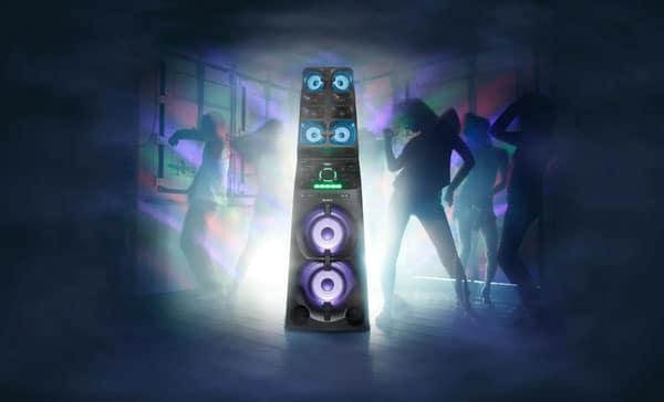 سیستم صوتی MHC-V90D سونی