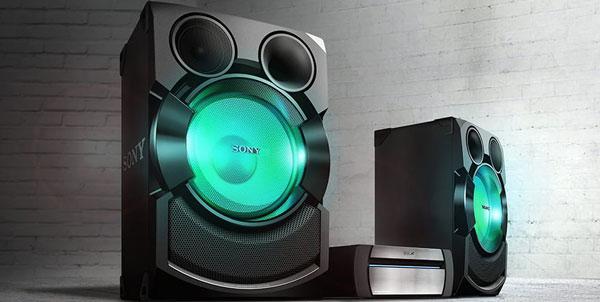 سیستم صوتی SHAKEX70P سونی