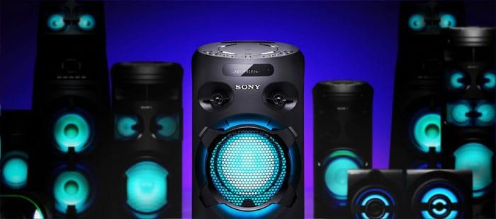 سیستم صوتی سونی V02