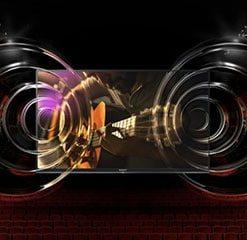 فناوری آکوستیک تلویزیون سونی