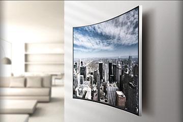 آیا تلویزیون منحنی خوب است؟