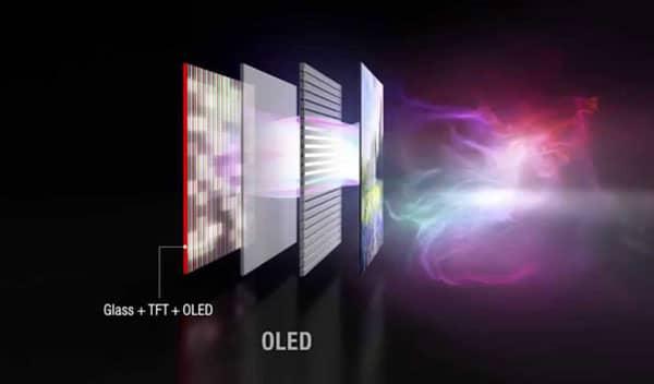 فناوری نمایشگر اولد (OLED)