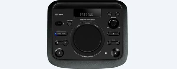 قابلیت DJ سیستم صوتی MHC-V11