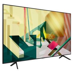 نمای تلویزیون سامسونگ 65 اینچ مدل 65Q70T از زاویه چپ